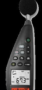 PLACID SL-02 Soundlevel Meter, Class 2 IEC 61672-1:2002